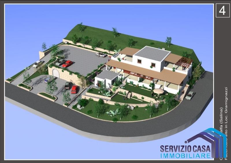 Vendita a Santa Marina Salina 13 locali 6 bagni