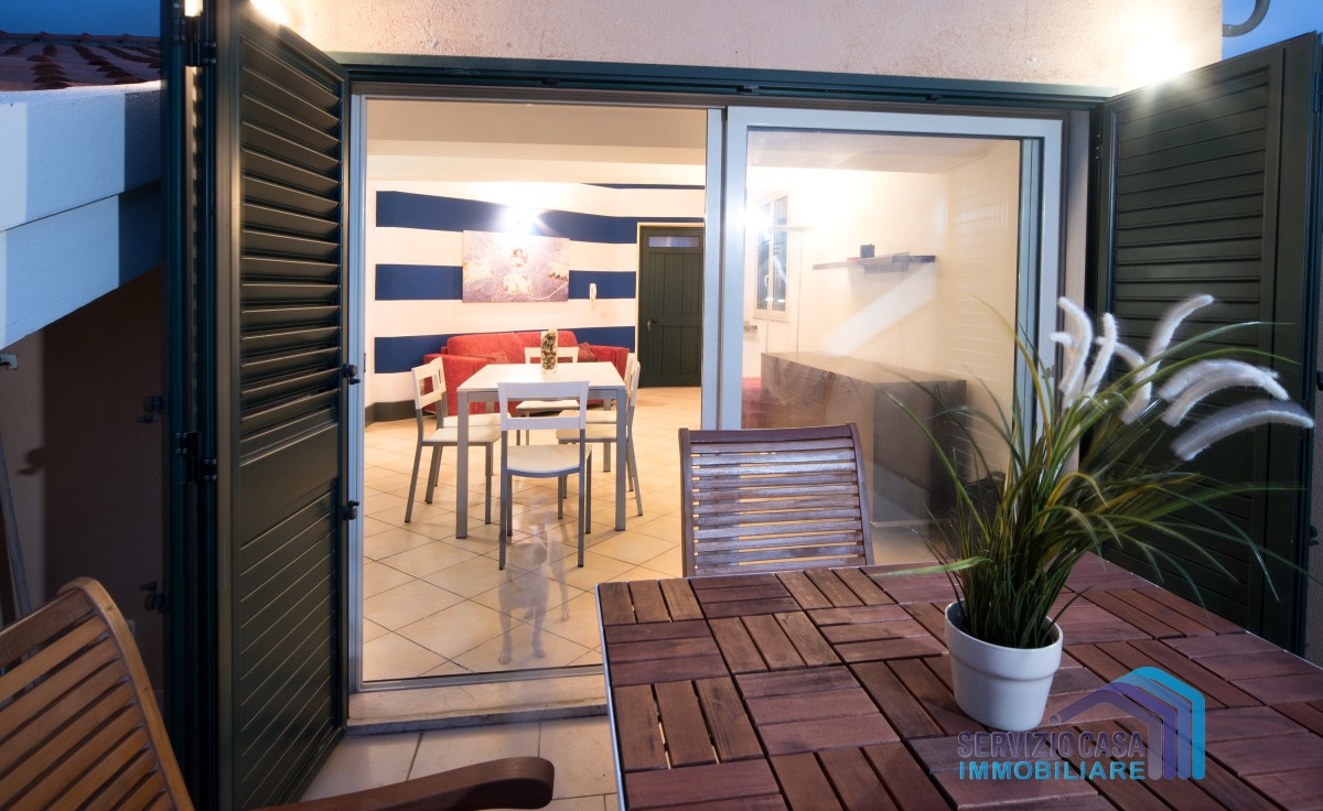 Appartamento vendita SANTA TERESA DI RIVA (ME) - 2 LOCALI - 52 MQ